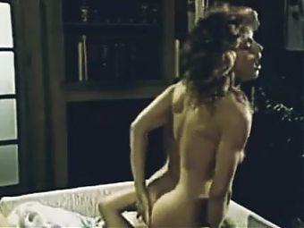 Goddess Barbara Gets Pussy Eaten To Hot Orgasm